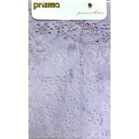 Prizma 2`li Banyo Paspas Takımı - Geometri Lila