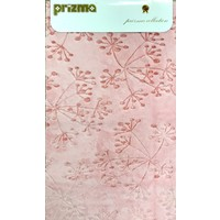 Prizma 2`li Banyo Paspas Takımı - Geometri Pembe
