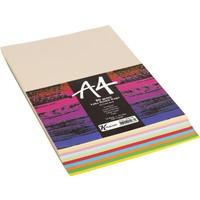 Keskin Color A4 100lü Renkli Fotokopi Kağıdı (Karışık)