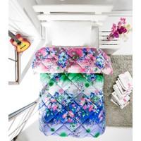 Nefnef Home Trendy Micro Saten Yorgan Tek Kişilik