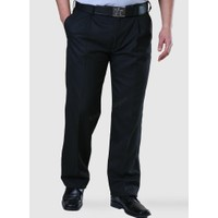 Özel Güvenlik Pantolonu Siyah Kışlık İş Pantolonu