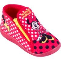 Mickey Mouse 92061 P Kırmızı Kız Çocuk Panduf