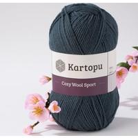 Kartopu Cozy Wool Sport Yün El Örgü İpi