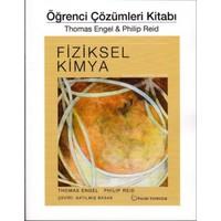 Fiziksel Kimya Öğrenci Çözümleri Kitabı