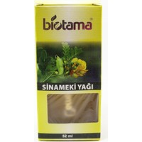 Biotama Sinameki Yağı 52 ml