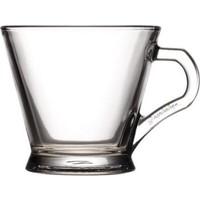İkram Dünyası Paşabahçe Kulplu Çay Fincanı 6'Lı 55123