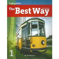 The Best Way 1 With Workbook +Multirom (2Nd Edition)