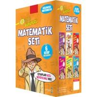 Gizli Büyüteçli Matematik Seti-6 Kitap Takım