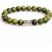 Brango 66105-4 Fıstık Yeşili Bileklik