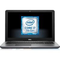 "Dell 5567 Intel Core i7 7500U 8GB 256GB SSD R7 M445 Freedos 15.6"" FHD Taşınabilir Bilgisayar FHDG50F8256C"