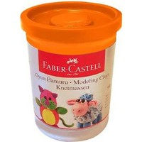 Faber-Castell Oyun Hamuru Florasan turuncu 5170120111