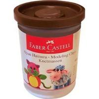 Faber-Castell Oyun Hamuru Kahverengi 5170120105