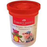 Faber-Castell Oyun Hamuru Kırmızı 5170120113
