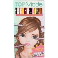 Top Model Makyaj Yapma Kuru Boya Kalemi 8071