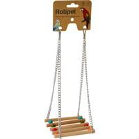 Rotipet Köprü Salıncak Kuş Oyuncağı