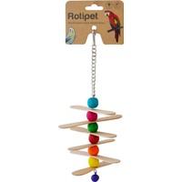 Rotipet Fırfırlı Sarkaç Kuş Oyuncağı