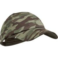 Modamarka-Shop Kamuflaj Şapka Haki Ayarlanabilir Kep