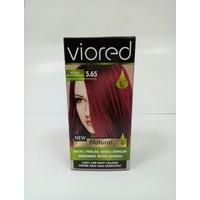 Viored Saç Boyası 5,65 Nar Kızılı