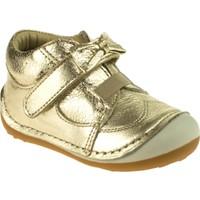 Perlina Kız Çocuk 501 Papy İlk Adim Altın Ayakkabı