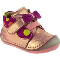Perlina Kız Çocuk 501 Papy İlk Adim Pembe Ayakkabı