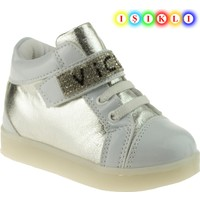 Vicco Kız Çocuk 220.V.150 Işikli Beyaz Ayakkabı