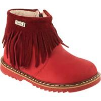 Vicco Kız Çocuk 915.V.043 Deri Bot Kırmızı