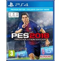 Pes 2018 Ps4 Premium Edition