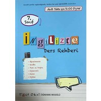 7.Sınıf Ders Rehberi / İngilizce