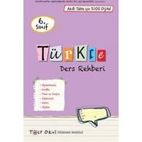 6.Sınıf Ders Rehberi / Türkçe