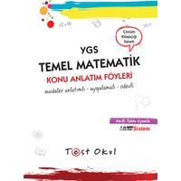 Ygs Temel Matematik Konu Anlatım Föyü (49 Föy + Çözüm Kitapçığı)