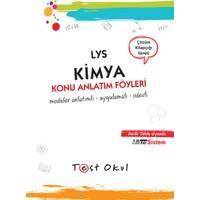 Lys Kimya Konu Anlatım Föyü (46 Föy + Çözüm Kitapçığı)