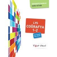 Üniversiteye Hazırlık Soru Kitabı Lys Coğrafya 1-2 (Diğer Seri İle Aynı)