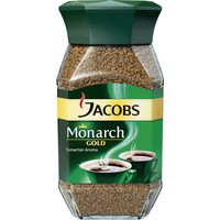 Jacobs Monarch 100 gr Kavanoz