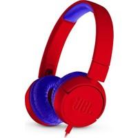 JBL JR300 Çocuk Kulaklığı OE Kırmızı/Mavi