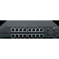 Engenıus 8 Port 100/1000+2Xsfp L2 Yönetilebilir Switch Ews1200D-10T