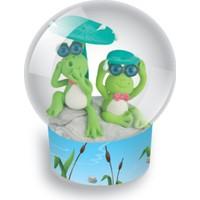 Paulinda Proje Küresi Kurbağa