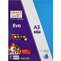 Craft And Arts Eva 2Mm A3 30*42Cm 10 Renk