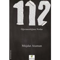 112Öğretmenliğime Notlar