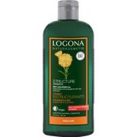 Logona Altıncık Çiçeği Özlü Yapılandırıcı Şampuan 250 ml.