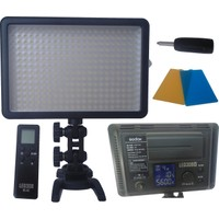 Godox Led 308W kamera Işığı, Godox Led 308W Stüdyo Işığı, Godox308W Profesyonel Kamera Lambası, Dış Aydınlatma Lambası, Büyük Işık