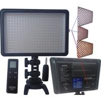 Godox 308C kamera Işığı, Godox Led 308C kamera Işığı, Godox Led308C kamera tepe Lambası, Godox profesyonel Kamra Işığı