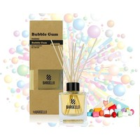 Bargello Bubble Gum (Sakız) Bambu Çubuklu Ortam Oda Kokusu 120 Ml