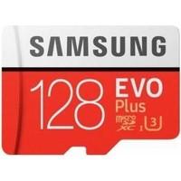 Samsung 128Gb Evo Plus Micro Sd Hafıza Kartı C10 U3 4K 100Mb/S