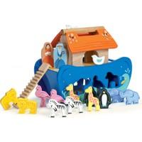 Le Toy Van Nuh'Un Gemisi Şekil Sınıflandırıcısı