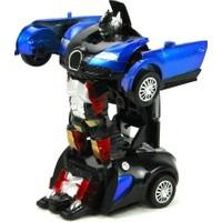 Vardem Trans Warrior Metal Çek Bırak Robota Dönüşen Araba