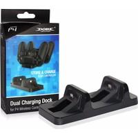 Dobe Ps4 4 Dualshock 4 İkili Şarj Stand Çift Şarj