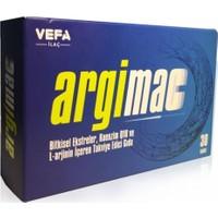 Vefa Argimac Panax Ginseng Epimedium Ekstresi Koenzim Q10 30 Tablet