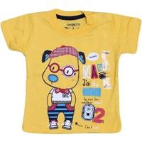 Divonette Divo 2724 Tshirt Sarı
