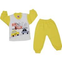 Nikuby K-070 Bebe Takımı Sarı