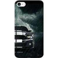 Kılıf Merkezi iPhone 6 Plus / 6S Plus Mustang Baskılı Silikon Kılıf